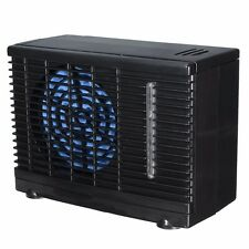 Portable 12V Air Cooler Evaporative Air Conditioner for Car Home Water Tank Fans