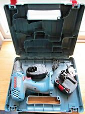 Bosch GSR14.4V-2 Professional 1.5Ah Cordless Drill Driver Full Set Charger New