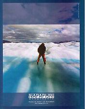 PUBLICITE ADVERTISING 015  2004  NAPAPIJIRI  pret à porter  GEOGRAPHIC 2