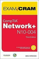CompTIA Network+ N10-004 Exam Cram by Harwood, Mike