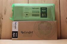 HP 81 Designjet 5000 5500 Dye Ink Cartridge - Black