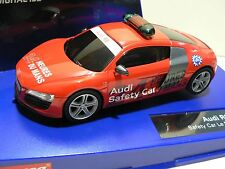 Carrera Digital 132 30591 Audi R8 Safety Car Le Mans 2010 Neu