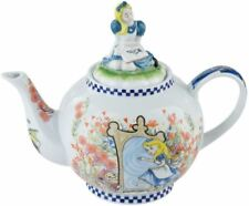 Cardew Design Alice in Wonderland 6 cup teapot Through the Looking Glass