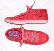 SAN MARINA basses textile velouté rouge corail P 38 TBE