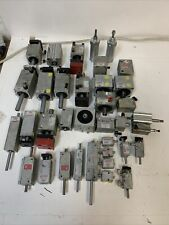 Large Lot Of Used Compact Air Products Cylinders