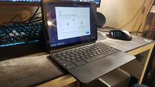 Lenovo Chromebook Duet 10.1 in 128GB Tablet With Keyboard