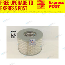 Wesfil Air Filter WA340 fits Toyota Land Cruiser 100 Series 4.2D (HZJ105),100