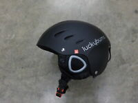 Lucky Bums Snow Sport Helmet - Matte Black - Large - Used
