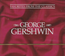 READERS DIGEST Favorites From The Classics: George Gershwin 2 CD Set NEW
