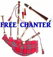 BAGPIPES DEURA BAGPIPE Full Size + Practice Chanter Package