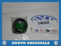 Logo Hubcap Emblem Hubcap Original Skoda 1U0601149 7ZS