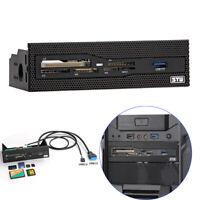 USB-Powered USB-3.0-Port PC Front Panel interne SD-Karte Leser Multi Card R