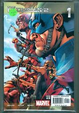 Ultimates 2 #1, #2, #3, #4, #5, #6, #7, #8, #9, #10, #11, #12, and #13