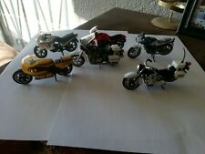 1982 Zee Toys 1:18 Super Bikes Motorcycles Lot