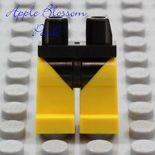 LEGO Black Swim Suit YELLOW MINIFIG LEGS Female Girl Bottom Boy Speedo Trunks