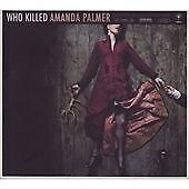 Who Killed Amanda Palmer - Amanda Palmer Audio CD