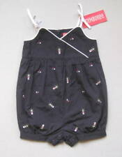 NEW Gymboree HOMETOWN PARADE Girls 3 6 Mo Fireworks Romper July 4th Classic 2005