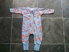 Bonds Zip Wondersuit (lilo Leopard) - Size 000