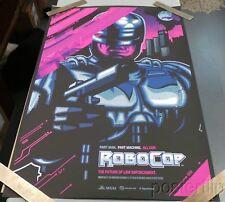 Robocop Variant James White Skuzzles xx/75 Hand Numbered