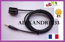 CABLE AUXILIAIRE FORD AUTORADIO 6000CD 5000CD 6006CDC AUX FORD