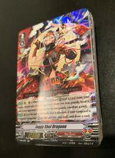 Cardfight Vanguard Narukami Standard Deck - Jaggy Shot Blitz Caliber Dragon