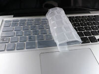 SILIKON Abdeckung Tastatur SCHUTZ MacBook 13 Air Pro 131517 Zoll TRANSPARENT