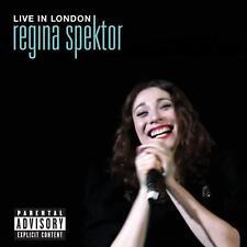 Regina Spektor - Live in London (2010)  CD+DVD  NEW/SEALED  SPEEDYPOST
