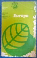 Europa - Luigi Simone - Letture per le scuole medie-  Signorelli, 1970 - L