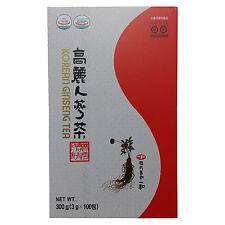 IL HWA Korean Ginseng Extrakt Tee 100p x 3g Hoch ginsenoside