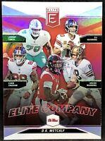 DK Metcalf 2019 Elite Rookie Elite Company Parallel Seahawks