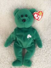 Erin Ty Beanie Baby - 1997 With Errors Mint With Mint Tags