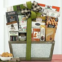 The Connoisseur: Gourmet Gift Basket