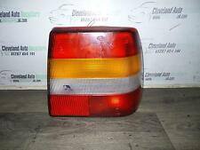1991 SAAB 9000 CARLSSON - OSR OFFSIDE DRIVERS RIGHT REAR TAILLIGHT / LAMP
