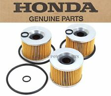 New Genuine Honda Oil Filter 3 Pack Early CB CBX GL Models 426 (See Notes) #S125