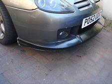 MG TF FRONT SPLITTER, SPOILER, DOWNFORCER FOR ADDED DOWNFORCE AND STABILITY