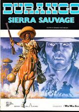 SWOLFS. Durango 5. Sierra Sauvage. 1985 - TTB
