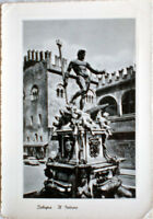 1957 BOLOGNA il Nettuno - Foto ediz.Cartovendita