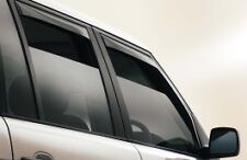 Range Rover Vogue L322 Set Of Side Window Air Deflectors - VUB000610