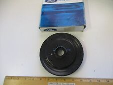 FORD 1984/1988 RANGER --HANG-ON A/C 4CLY 2 & 2.3L PULLEY ASSY., CRANKSHAFT OUTER