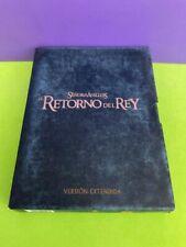 DVD y Blu-ray DVD: 2, el señor de los anillos, DVD