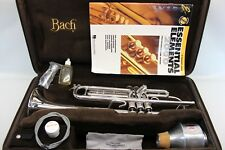 Bach Stradivarius Trumpet 72 LR Reversed Lead Pipe Bb Professional EXCELLENT wow