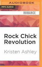 Rock Chick: Rock Chick Revolution by Kristen Ashley (2016, MP3 CD, Unabridged)