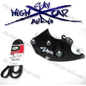 Sky High Car Audio 2000 - 2013 GM Dual Alt Bracket 4.8L 5.3L 6.0L 6.2L GM/ Chevy