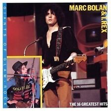 Marc Bolan 16 greatest hits (& T. Rex) [CD]
