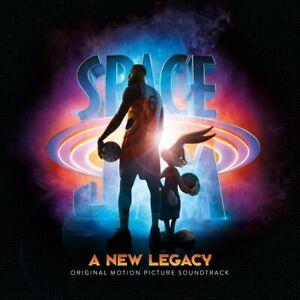 Space Jam A New Legacy Colonna Sonora CD Nuovo Sigillato