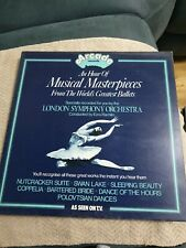 Arcade vintage vinyl  Musical masterpieces from the World's Greatest Ballets