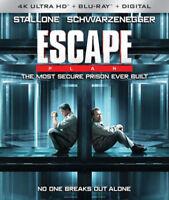 Escape Plan [New 4K UHD Blu-ray] With Blu-Ray, 4K Mastering, Ac-3/Dolby Digita