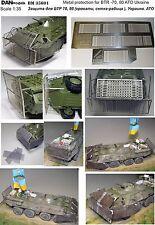 Dan Models 35601 - 1/35 Metal Protection for BTR 70, 80 (Beds, Grid) Ukraine ATO