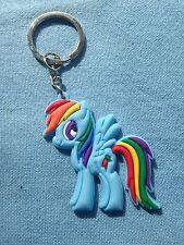 My Little Pony Rainbow Dash key ring Keyring school bag tag
