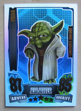 Star Wars Force Attax Serie 4  LE3 Yoda  Limitierte Auflage  Topps